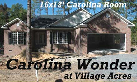 Carolina Wonder - Village Acres Pinehurst